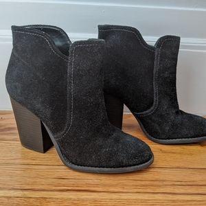 Jessica Simpson JS Sadora Black Booties